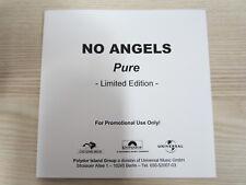 CD / NO ANGELS / PURE / MUSTER / PROMO / RARITÄT /