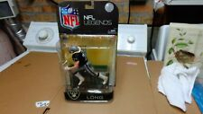 mcfarlane nfl legends HOWIE LONG oakland los angeles RAIDERS silver and black  S