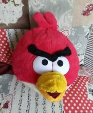 Plush Toy Angry Birds. Original product of Rovio.   Red Bird