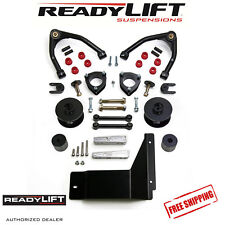 """ReadyLIFT 4"""" Front 3"""" Rear SST Lift Kit Fits 2007-2015 Chevy Suburban 1500 4WD"""