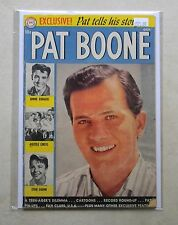 Pat Boone #1 (Sep-Oct 1959, DC) $125.00 1ST ISSUE Nice Pages EARLY SILVER-AGE DC