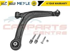 FOR FIAT 500 500C 07- FRONT LOWER RIGHT SUSPENSION WISHBONE ARM MEYLE HD
