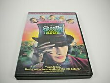 Charlie And The Chocolate Factory Dvd Wide Screen (Gently Preowned)