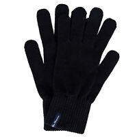 Ben Sherman Mens Santos Glove in Black - One Size