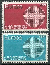FRANCE EUROPE cept 1970 Sans Charnière MNH
