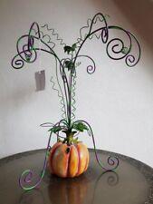 Krinkles * Halloween Ornament Tree * Patience Brewster * Pumpkin Kürbis Dept. 56