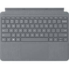 Microsoft tipo cubierta de platino de la firma Surface Go-par-un fu con Surface Go