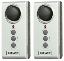2 pack - Defiant Wireless Gate Entry Alarm - Pool Certified