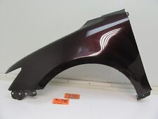 LEFT FENDER FRONT SIDE 11-16 SCION TC L LH LF DRIVER CAR PANEL 3R0 MAROON OEM OE