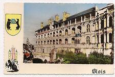 blois , le château , façade françois 1er