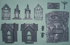 Games Workshop jardín de Morr-mausoleo #3