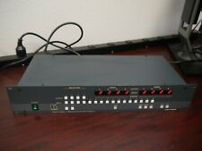 Kramer Vs-1604 Used Working Balanced-Audio Matrix Switcher