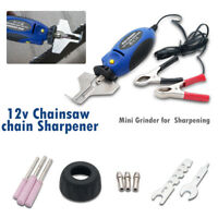 Chainsaw chain 12v sharpener Dremel suit Stihl Oregon OEM supplier 25000RPM