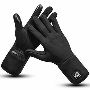 Heated Gloves Liners Electric Gloves For Men Women Rechargeable Battery