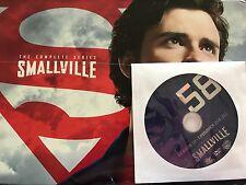 Smallville - Season 10, Disc 4 REPLACEMENT DISC (not full season)