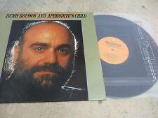 "DEMIS ROUSSOS Aphrodite's Child BEST 1992 KOREA VINYL LP 12"" 11TRACK 33RPM"