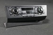 Audi Q5 8R Climatronic Klimabedienteil Klimabetätigung Klimaautomatik 8R1820043D
