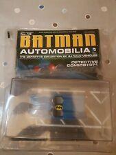 Eaglemoss Batman Automobilia Batmobile Detective Comics #156