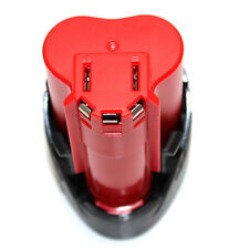 New Milwaukee 48-11-2401 M12 12V Red Lithium Li-Ion Battery Charger 21WH C12 B