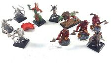Wargaming Dungeons and dragons Warhammer mixed models lot 4810