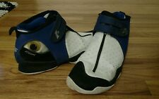 Size 15 REEBOK I3 The Answer X Allen Iverson Sneakers Shoes Pump up Black White