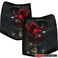 For 2003-2006 Ford Expedition Smoke Tail Brake Reverse Lights Turn Signal Lamps