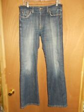LUCKY BRAND RELAXED FIT BOOTLEG MEN'S DENIM JEANS SIZE 29 (33 X 35)
