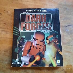 Dark Forces Star Wars official players guide & TOMB RAIDER THE ANGEl Of Darkness