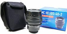 Helios-40-2 85 mm f/1.5 MC Lens E-mount for Sony NEX. Brand new