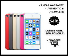 UNUSED NEW Apple  iPod Touch 7th  7 Generation 256GB Gold Silver Space Gray