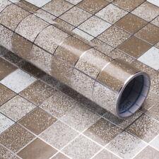 1PC Kitchen Anti Oil Tile Wall Sticker Waterproof Paste Decal Decor 45*200cm