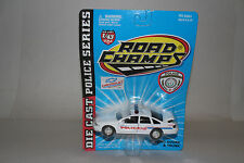 Road Champs Police Series 1:43 Scale Ramah Navajo Indian Reservation Police Car