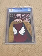 Amazing Spider-Man Final Adventure 1 CGC 9.2 White Pages (Reflective Cover!!)