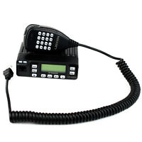 LEIXEN VV-898S Mobile Car Radio Transceiver VHF/UHF 199CH Scrambler For Taxi Bus