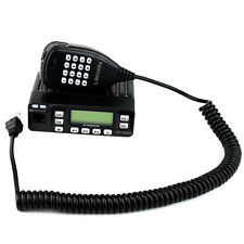 LEIXEN VV-898S Mobile Car Radio VHF/UHF 199CH Scrambler DTMF APRO Transceiver as