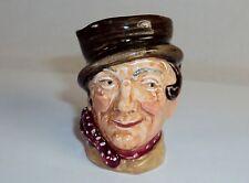 "Toby Character Jug (Miniature) ~ ""Sam Weller"" ~ Royal Doulton, #9120440"
