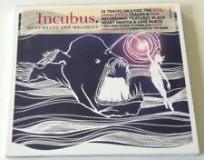 INCUBUS MONUMENTS AND MELODIES DIGIPACK 2 CD ALBUM BUONO SPED GRATIS SU+ACQUISTI