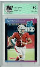 Kyler Murray 2019 Donruss #1 Rated Rookie Retro 1/280 Rookie Card PGI 10