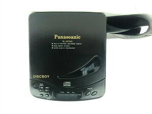 PANASOANIC SL-NP200 Discboy-tragbarer CD-Player-Kuriosität mit tollem Klang+Case