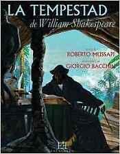 La tempestad de William Shakespeare. NUEVO. Envío URGENTE (IMOSVER)
