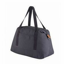 Thirty One Retro Metro Weekender Travel Duffel Bag City Charcoal 31 Gifts