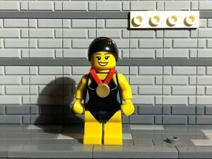 LEGO Collectible Minifigure Series 7 (8831) Swimming Champion