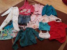 Herbst und Mädchen Bekleidung  Packet,  große  98-104, 14 Teile