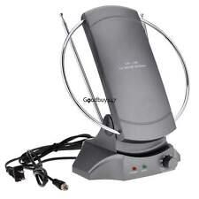 50+ MILE DIGITAL INDOOR/OUTDOOR TV ANTENNA HDTV DTV HD VHF/UHF