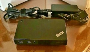Lenovo ThinkPad OneLink+ Plus Dock With Power Adapter