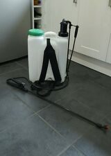 16 litre back pack sprayer