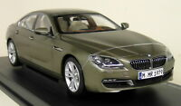 Paragon 1/18 Scale BMW 6 Series F06 650i Gran Coupe Frozen Bronze Diecast Car