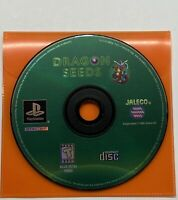 Playstation 1 Dragon Seeds - Disc Only PS1
