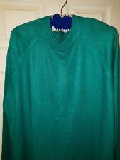 Hampshire Teal Green Studio Sweater
