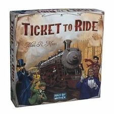 Ticket To Ride Board Contemporary Manufacture Board & Traditional Games